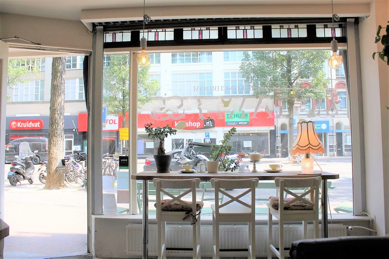 Verwarming Wordt Trendy : Trendy eet café lunchroom in amsterdam west duijn horecamakelaars